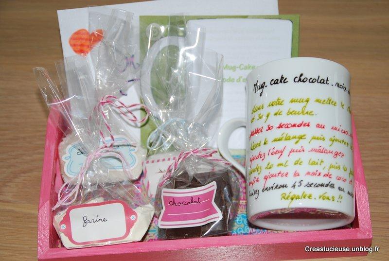le mug d cor de sa recette de mug cake et autres cadeaux pour institutrices creastucieuse. Black Bedroom Furniture Sets. Home Design Ideas