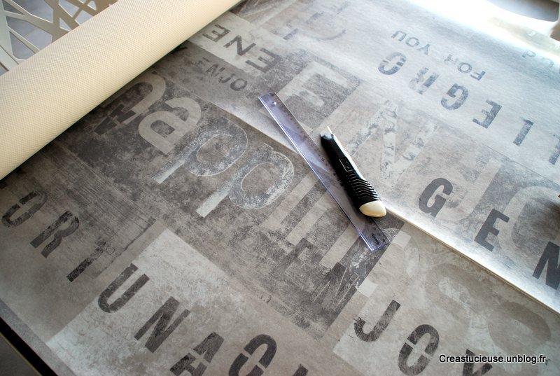 recycler des chutes de lino la cr ation astucieuse. Black Bedroom Furniture Sets. Home Design Ideas