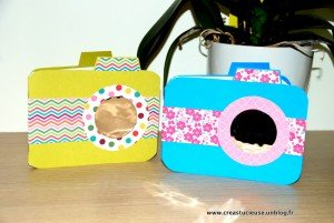 Mini album/carnet photo DIY