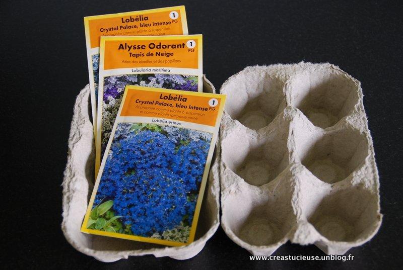 fleurs semer pour la f te des m res papier graines diy creastucieuse. Black Bedroom Furniture Sets. Home Design Ideas